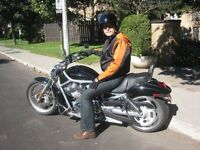 Vends Vrod VRSC Harley Davidson, affaire!!!