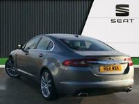 2011 Jaguar XF 3.0 Td V6 S Premium Luxury Saloon 4dr Diesel Automatic 169 G/km 2