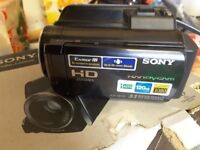 Sony handycam HDR-XR155E