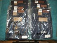 """BNWT Women's Firetrap Blackseal """"Betty"""" Indigo Boot Cut Jeans Zip Fly 28R (W28"""" L32"""")"""