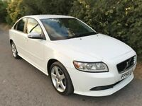 Volvo S40 1.6D (1.6 Diesel) R-Design Sport 2009MY Selling As Spares/Repairs