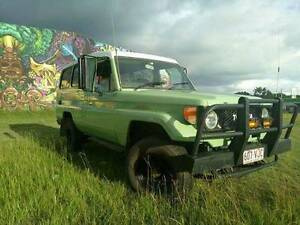 1986 Land Cruiser New paint job and reco almost everything !! Bundall Gold Coast City Preview