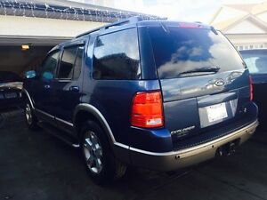2003 Ford Explorer Eddie Bauer V8 Leather heated seats trades?