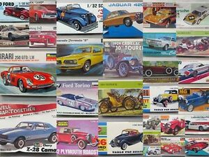 Looking for model cars