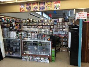Halifax Retro Buy Sell Trade thousands of retro games for sale!