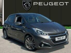 image for 2018 Peugeot 208 1.2 Puretech Signature Hatchback 5dr Petrol s/s 82 Ps Hatchback