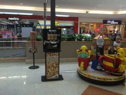 Trendy Hot Nut Machines for sale. Beenleigh Logan Area Preview