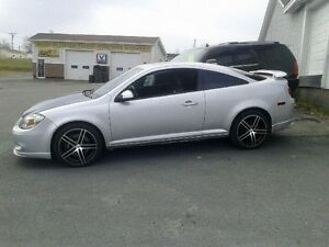 2010 COBALT SS TURBO CHARGED WITH ONLY 48000 KMS