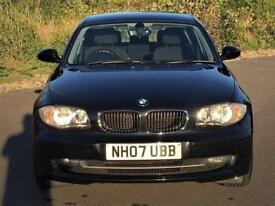 2007 BMW 1 Series 1.6 Part Ex OK