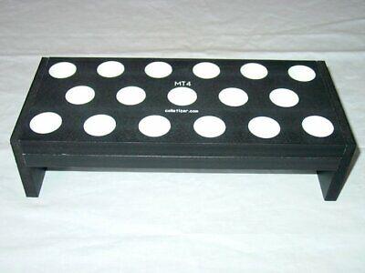 4 Morse Taper Shank Drill Bit Bench-top Storage Rack Stand Mt4 4mt Set Amm4