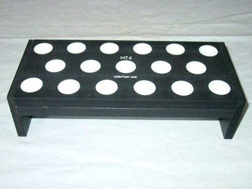 #4 Morse Taper Shank Drill Bit Bench-Top Storage Rack Stand, MT4 4MT set #AMM4