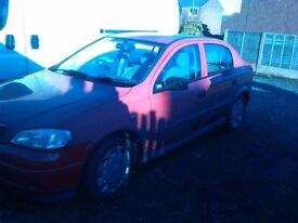 BARGAIN!! Vauxhall Astra