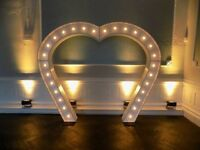 Heart arch led