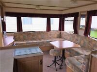 Cheap static caravan for sale in Skegness/Ingoldmells/Mablethorpe/LOW GROUND RENT/lakes/fishing