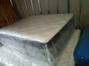 Brand New or DEMO QUEEN size Kingsdown Mattresses--Free delivery