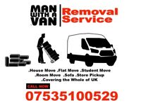 MAN AND VAN REMOVAL SERVICE 07535100529