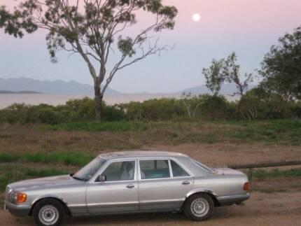 1984 Mercedes-Benz 380 SEL Brisbane Region Preview