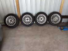 14inch rims to suit Mitsubishi Lancer Aberdare Cessnock Area Preview