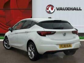 2018 Vauxhall Astra 1.4 16V TURBO 150PS SRI 5DR Hatchback PETROL Manual