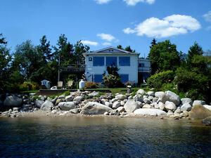 MAINSAIL COTTAGE OCEAN FRONT RENTAL , HUBBARDS