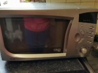 Lg microwave excellsnt condition