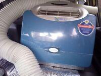 Portable Aircon Unit with Dehumidifier