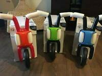 Chillafish 2in1 tricycle and balance bike brand new