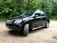 Mercedes ML280 Remaped From 189bhp to 290bhp With EGR Deleted