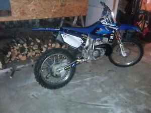 2005 Yamaha YZ 250 Two Stroke