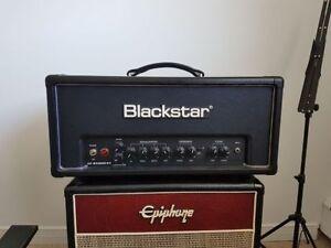 Blackstar HT-20 w/footswitch