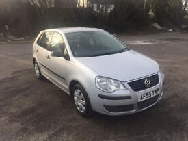 2006 Volkswagen Polo 1.2L Petrol Manual