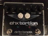 Electro Harmonix EHX Tortion Overdrive Pedal