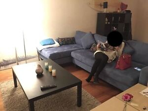 Very comfortable sofa L shape Woolloomooloo Inner Sydney Preview