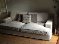 Large Ikea Goteborg Sofa