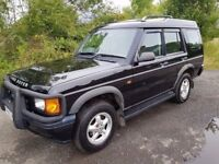 Bargain! Land Rover Discovery TD5 GS **4x4**Diesel**MOT JUNE 2018**Towbar**Great Driver**Ready to go