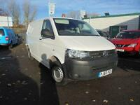 Volkswagen Transporter T28 Tdi 102ps DIESEL MANUAL WHITE (2013)