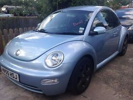 *REDUCED* VW BEETLE 2005 £1300 ONO
