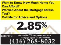 Worried About the Mortgage Stress Test?