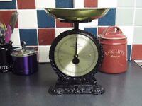 Vintage Salter Scales