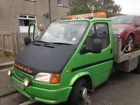 Recovery truck for sale full working order! First to see will buy!!