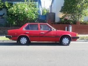 1986 Toyota Corona Sedan Summer Hill Ashfield Area Preview