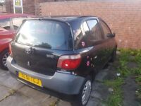 Toyota Yaris 1.0 3 door £400 Priced to sell! Decent condition, very reliable car, perfect runner!