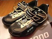 Shimano woman's specific cycle shoe