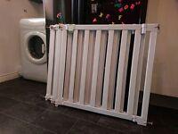Stair safety gates X 4