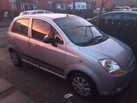 CHEVROLET MATIZ 1.0l 2005 long MOT