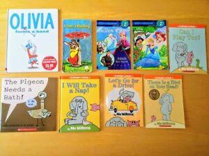 Lot de livre pour enfant en anglais