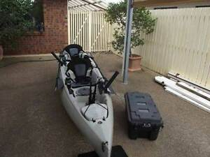 HOBIE Mirage Oasis 2015 2 Person Kayak Svensson Heights Bundaberg City Preview