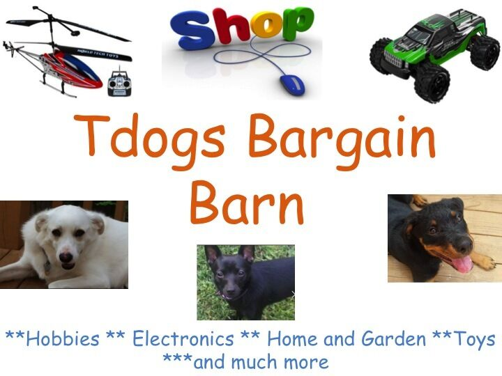 Tdogs Bargain Barn