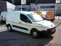 Peugeot Partner 850 S 1.6 Hdi 92 Van DIESEL MANUAL WHITE (2012)