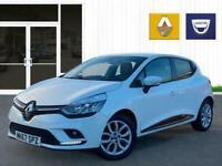 2017 Renault Clio 1.2 16v Dynamique Nav Hatchback 5dr Petrol 75 Ps Hatchback PET
